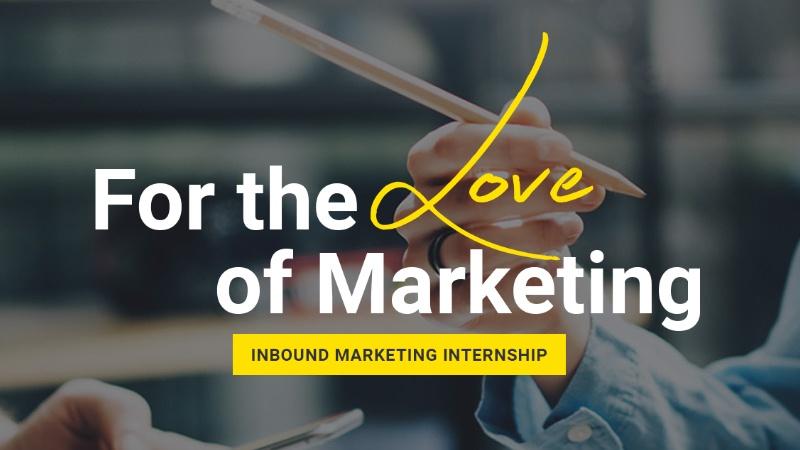 Internship Inbound Marketing