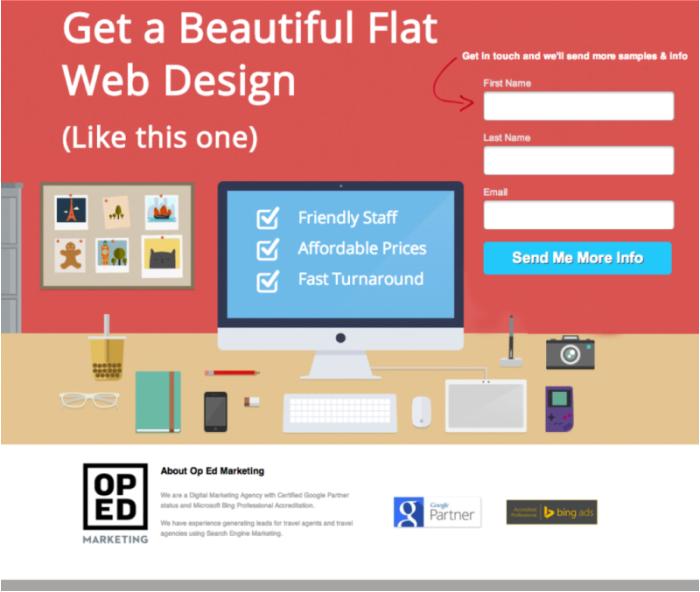 flat-web-design-landing-page-OP-ED-Marketing